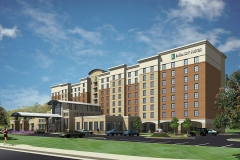 Embassy Suites – Canton, OH